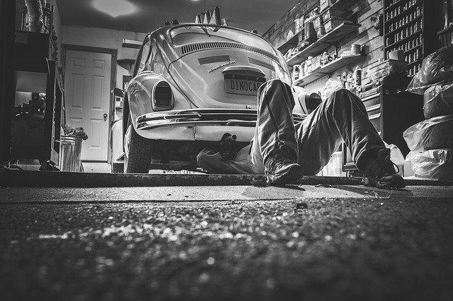 Svěřte své auto odborníkovi