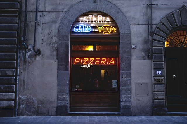 italská pizzeria