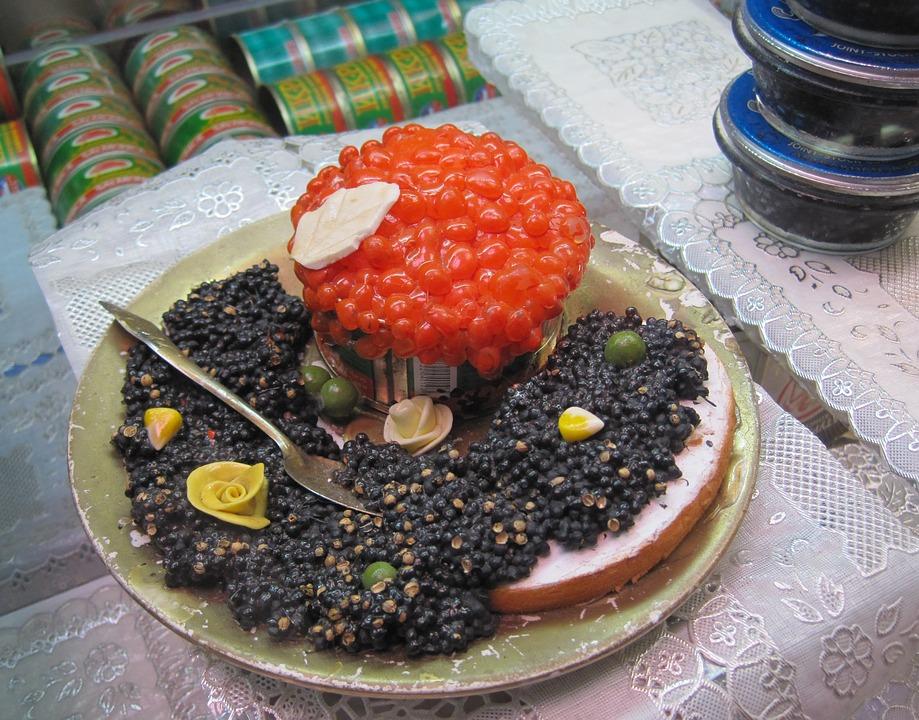 ruský kaviár